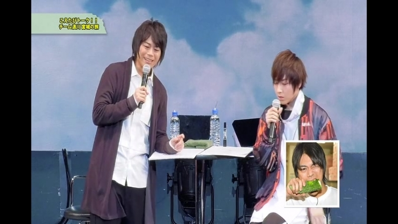 蒼井翔太 (Aoi Shouta) - Koetabi the 2nd Special Event 01 18.11.2017