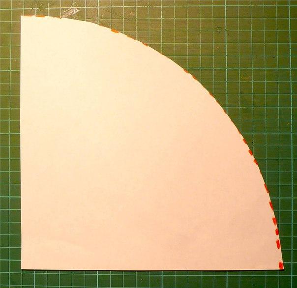 Как сделать конус из сизаля