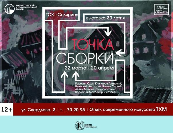 Выставка ТСХ «Солярис» «Точка сборки»