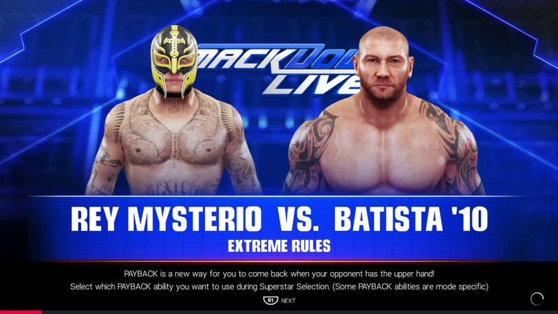 WWE 2K19 Towers Mode | WWE 2K19 2K Towers Rey Mysterio Part 1