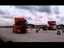 Scania 124L vs Daf 95XF