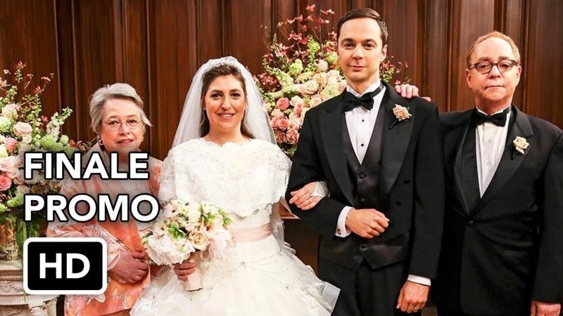 The Big Bang Theory 11x24 Promo The Bow Tie Asymmetry HD Season Finale Sheldon Amy Wedding
