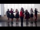 Продолжающая группа K-POP   Red Velvet - Peek-A-Boo