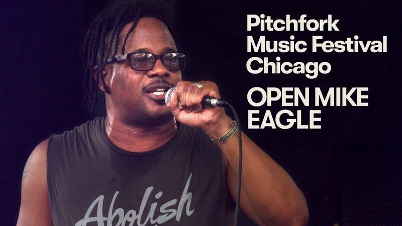 Open Mike Eagle | Pitchfork Music Festival 2018 | Full Set