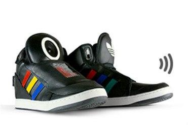 «Говорящая» обувь