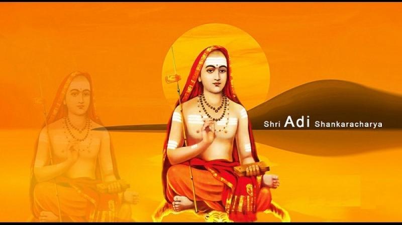 Ади Шанкарачария/Adi Shankaracharya 1983 год Индия