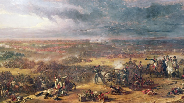 «ГВАРДИЯ ПОГИБАЕТ, НО НЕ СДАЕТСЯ!». БИТВА ПОД ВАТЕРЛОО 18 июня 1815 года в Бельгии у населенного пункта Ватерлоо французская армия императора Наполеона I потерпела поражение от союзных сил под