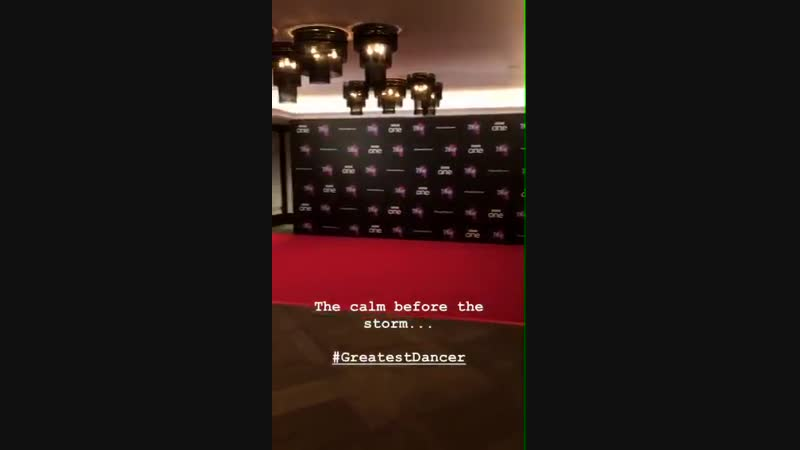 UPDATE Looks like there's a @GreatDancerTV press launch tonight in London 1012 TGD
