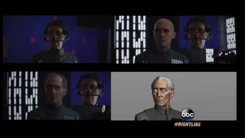 Создание спецэффектов Изгой Один Звёздные войны Истории