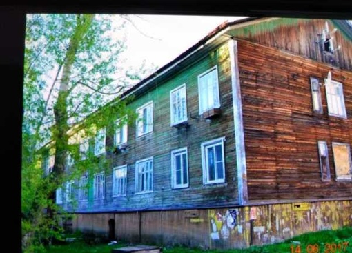комната в деревянном доме набережная Северной Двины