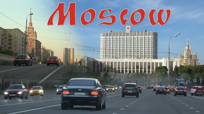 Moscow. Russia's Capital. Interesting Facts. 4K