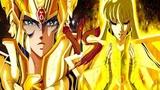 Saga VS Shaka Duelo de Rap Kamikaze (Feat.Tenkaichi)