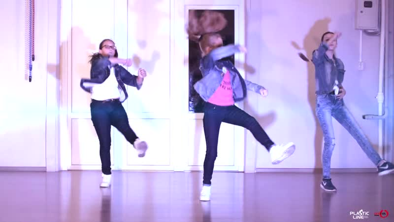 Plastic Line   Choreo by Nadtochey Tatiana   Gucci Flip Flops Bhad Bhabie.