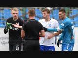 «Динамо» (мол)) vs «Зенит» (мол) )- 1:2   Голы и опасные моменты