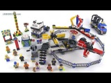 LEGO Creator 10244 Fairground Mixer in-hand Review! Summer 2014