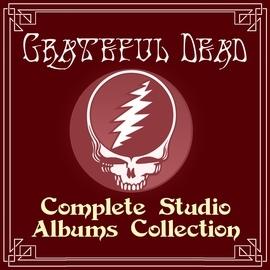 Grateful Dead альбом Complete Studio Albums Collection