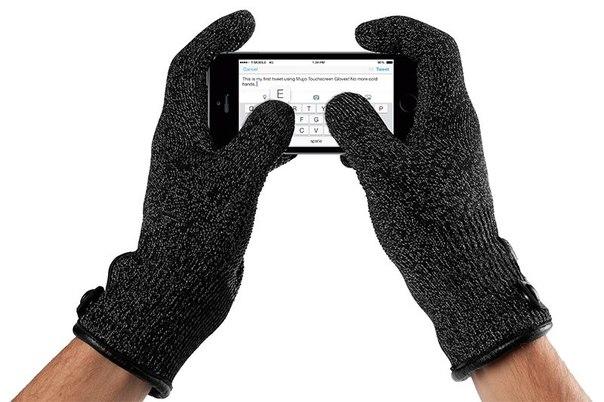 Штука: Очень теплые перчатки для работы с тачскрином
