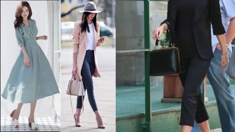 Классический модный стиль 2019.