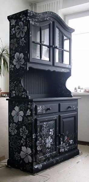 раскраска шкафа