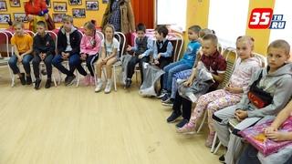 Школьную форму и канцтовары подарили вологодским школьникам ко Дню знаний