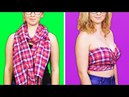 27 INSANELY CLEVER CLOTHING HACKS