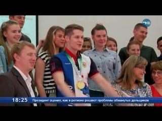 Т+В -Наш чемпион