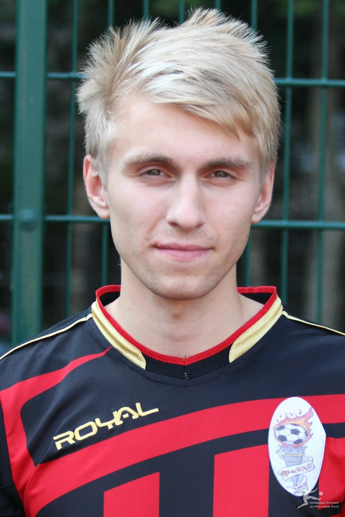 Хламов Андрей