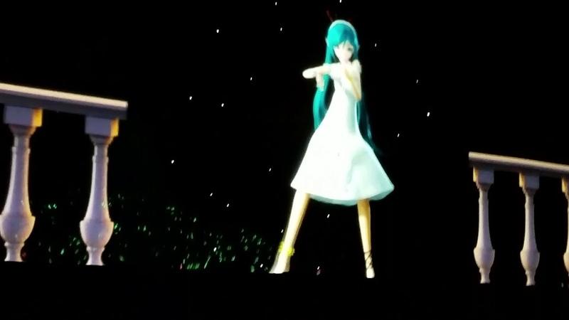 Hatsune Miku - Romeo and Cinderella - Miku Expo 2018 - Los Angeles, CA - June 30th, 2018