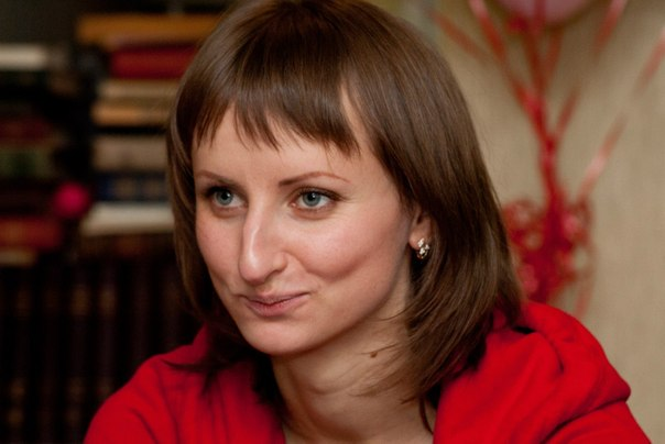 Ольга Сучкова-Гришмановская