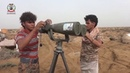 شاهد جانب من الأسلحة الإيرانية المهربة للحوثيين التي عثر عليها الجيش الوطني بمرسى حبل جنوب ميدي