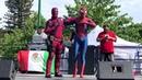 Супергерои Танцуют ViralHog