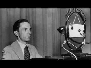 Rundfunkansprache Joseph Goebbels 1932 - Das deutsche Volk ist ein Sklavenvolk