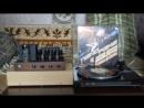 Ламповый Усилитель Самодельный Фонокорректор Проигрыватель Пластинок и Акустическая Система №4