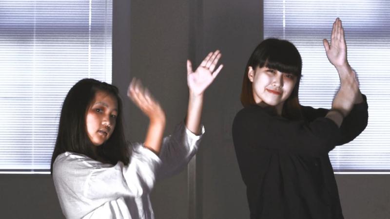 【叶夢としょこら】ナンセンス文学 踊ってみた【初コラボ】 sm33479927