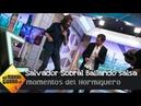 Salvador Sobral sorprende en 'El Hormiguero 3 0' con su talento bailando salsa El Hormiguero 3 0