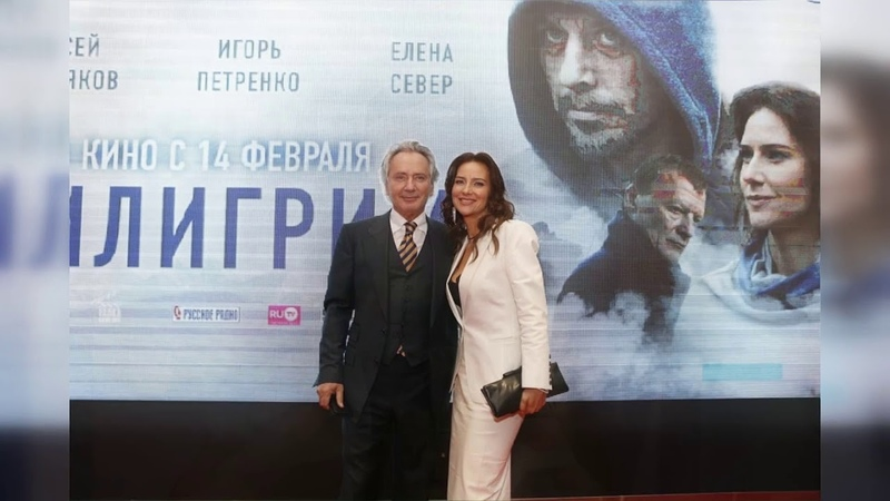 Филипп Киркоров на премьере триллера Пилигрим, 06.02.2019