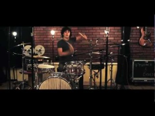 Cyprien Jacquet - A Thing For Me - Metronomy (DRUM COVER) (La Boite Noire)