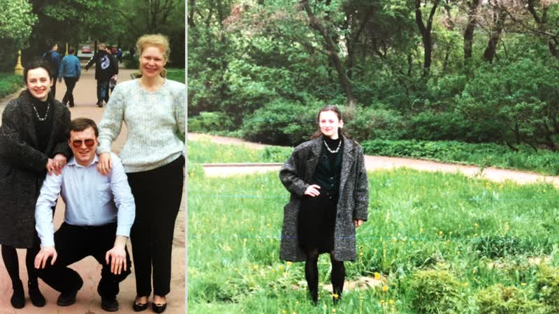 Фотки на химфаке МГУ 1994 1996 гг