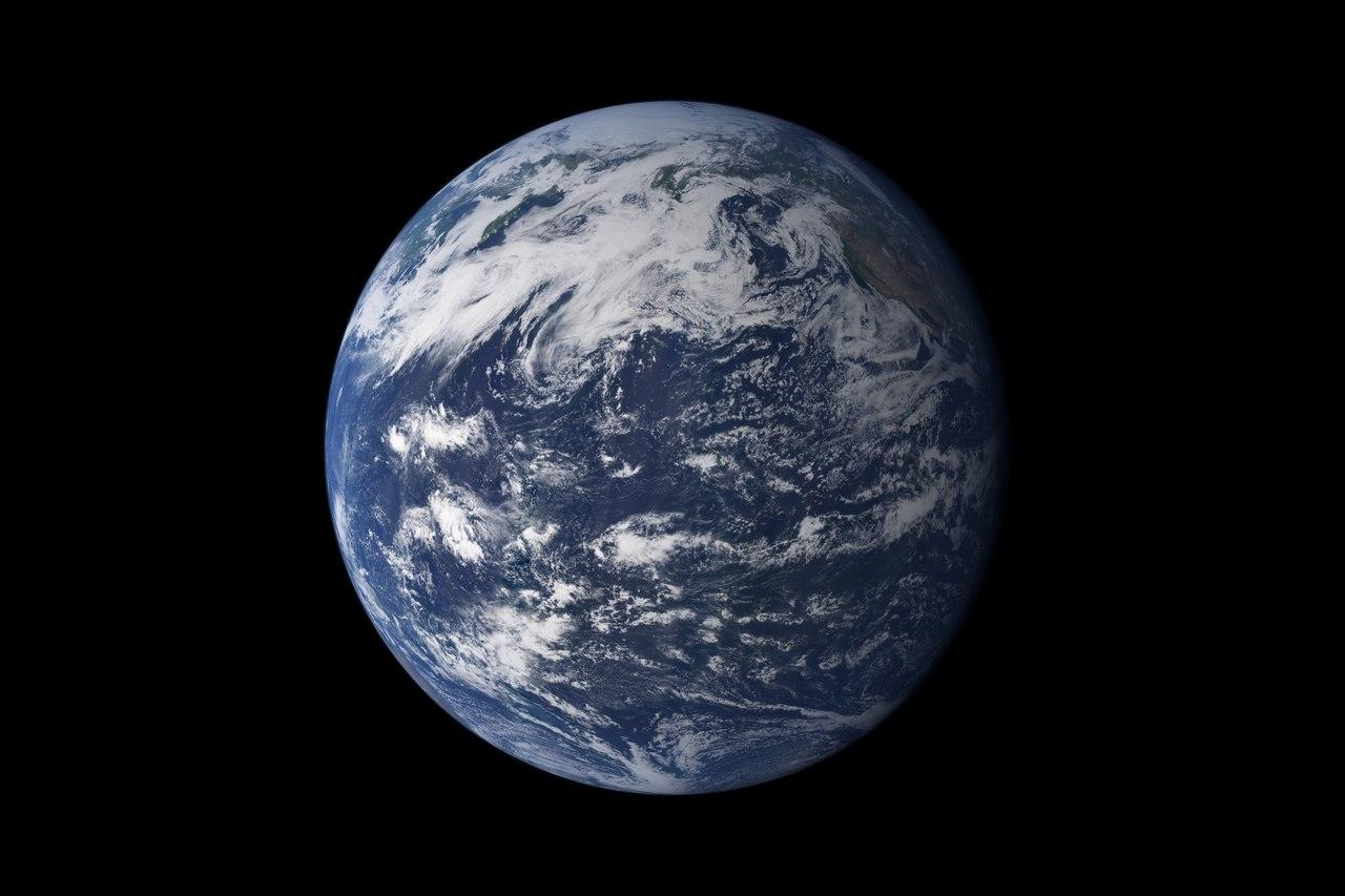 Что бы вы увидели, покидая родную планету?