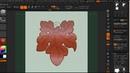 Создание основы для лепки декора в ZBrush при помощи Shadow Box Добавление референосов