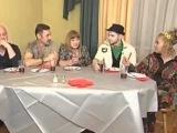Драка на званом ужине, мерзавка, реальный экшен, прикол))