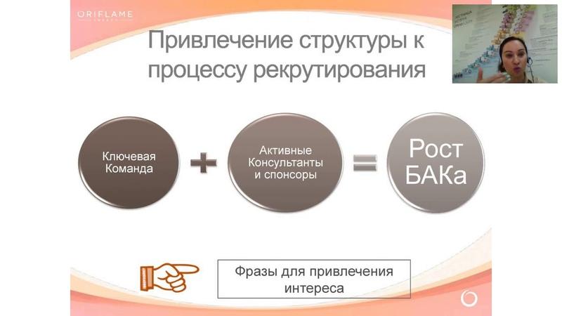 Система рекрутирования I cпикер АСМ Оксана Ганюшкина