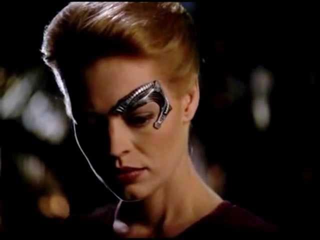 Star Trek: Voyager - It's not over (J/7)