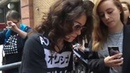 ORPHAN BLACK ACTRESS TATIANA MASLANY SPENDS QUALITY TIME WITH FANS IN NYC EXCLUSIVE 13 05 2015