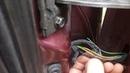 Mercedes vito w638 Щелкает блок комфорта, сгорели актуаторы.
