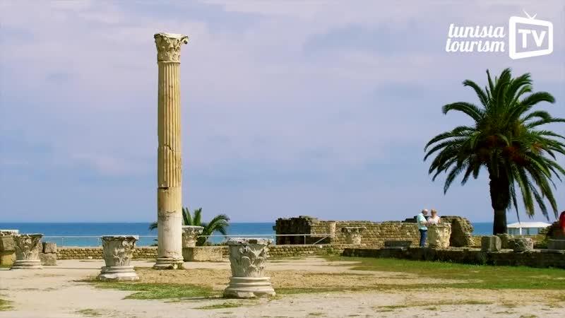 Les Thermes dAntonin à Carthage