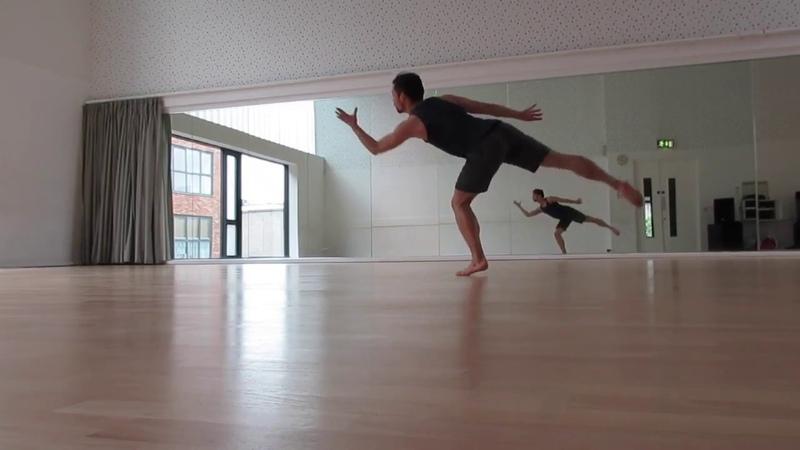 Contemporary Irish Dance - Oran Leong