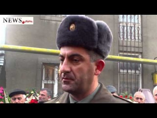 Commander of Armenian soldier killed in Azeri diversion