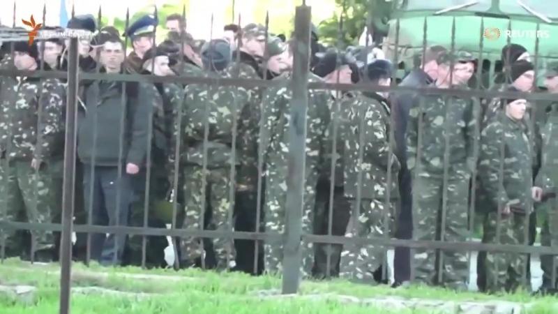 20 февраля 2014 года начало временной оккупации Крыма Россией. Вспоминаем, как это было
