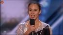 Vivien Vajda Jump Rope Acrobat INCREDIBLE Americas Got Talent 2018 Audition AGT